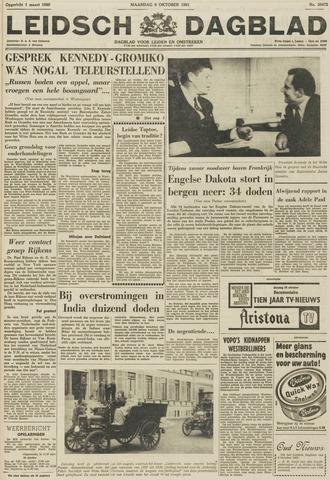 Leidsch Dagblad 1961-10-09