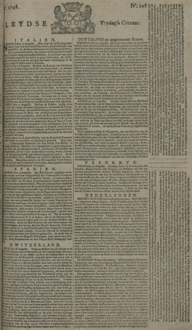 Leydse Courant 1748-09-06