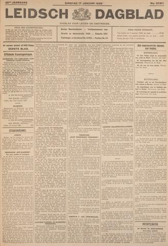 Leidsch Dagblad 1928-01-17