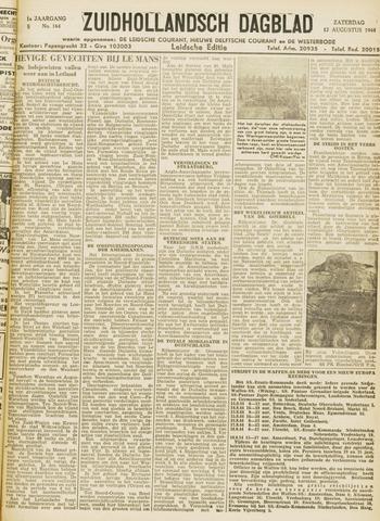 Zuidhollandsch Dagblad 1944-08-12
