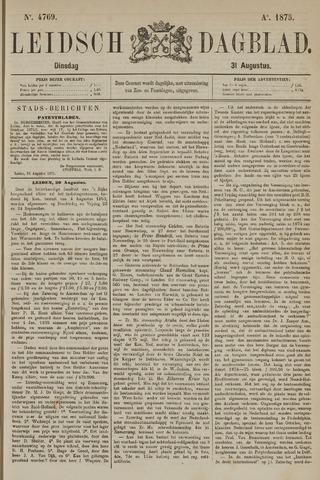 Leidsch Dagblad 1875-08-31