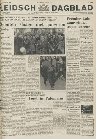 Leidsch Dagblad 1966-03-21
