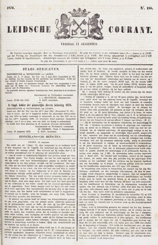 Leydse Courant 1876-08-11