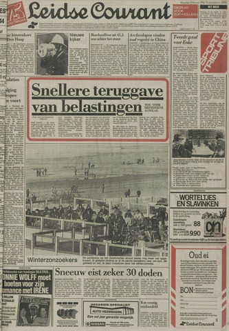 Leidse Courant 1984-02-13