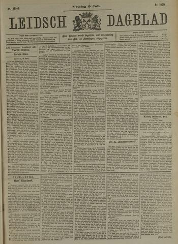 Leidsch Dagblad 1909-07-09