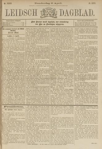 Leidsch Dagblad 1893-04-06