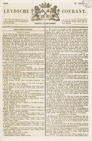 Leydse Courant 1860-12-26