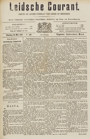 Leydse Courant 1887-05-24