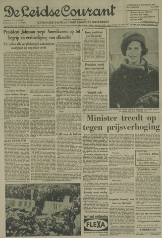 Leidse Courant 1963-11-28