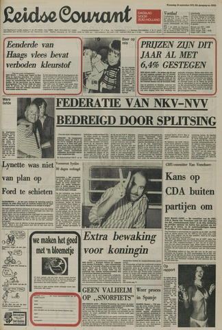 Leidse Courant 1975-09-10