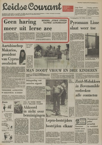 Leidse Courant 1977-08-03