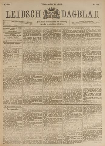 Leidsch Dagblad 1901-07-17