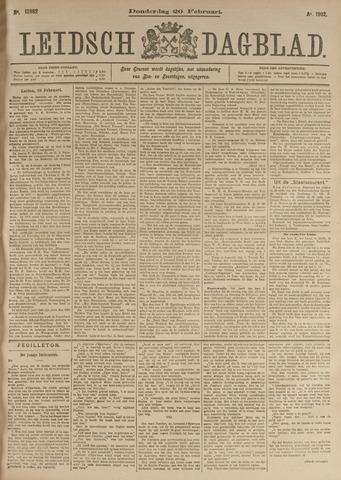 Leidsch Dagblad 1902-02-20