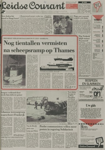 Leidse Courant 1989-08-21