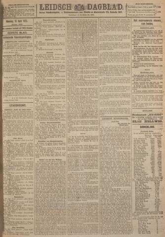 Leidsch Dagblad 1923-04-16