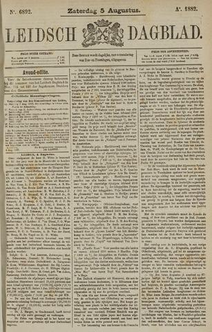 Leidsch Dagblad 1882-08-05