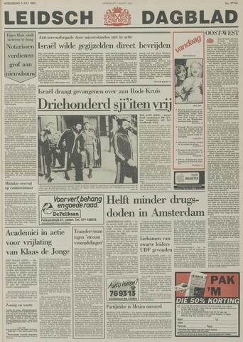 Leidsch Dagblad 1985-07-03
