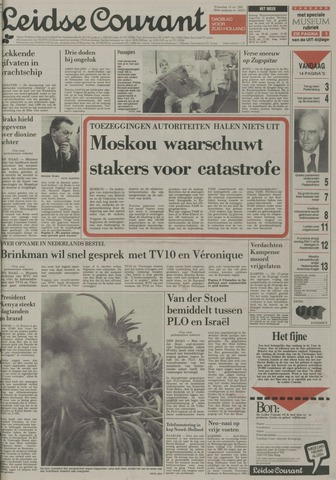 Leidse Courant 1989-07-19
