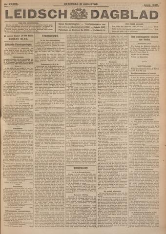 Leidsch Dagblad 1926-08-21