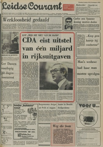 Leidse Courant 1976-10-13