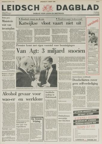 Leidsch Dagblad 1982-04-06