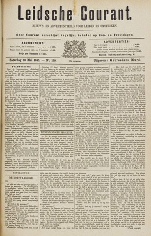 Leydse Courant 1885-05-23