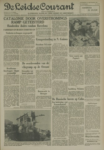 Leidse Courant 1962-09-27
