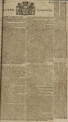 Leydse Courant 1771-04-19
