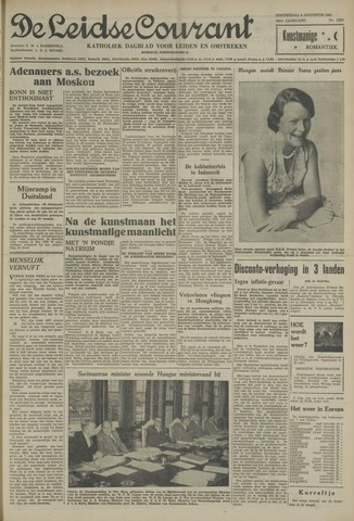 Leidse Courant 1955-08-04