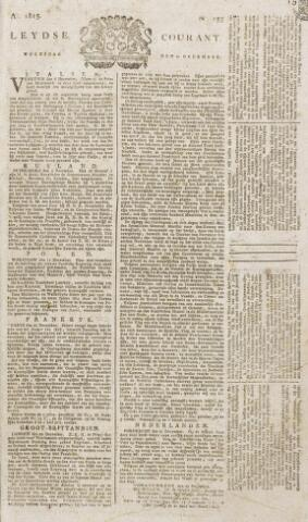 Leydse Courant 1815-12-27