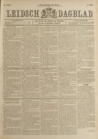 Leidsch Dagblad 1899-07-12