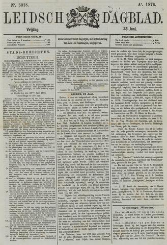 Leidsch Dagblad 1876-06-23