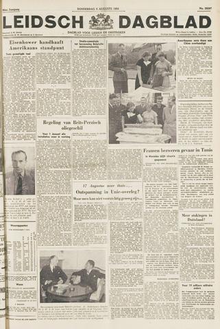 Leidsch Dagblad 1954-08-05