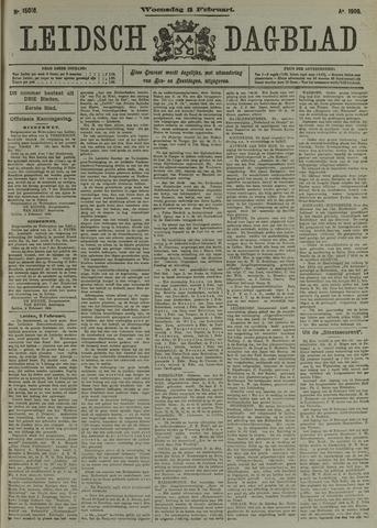 Leidsch Dagblad 1909-02-03