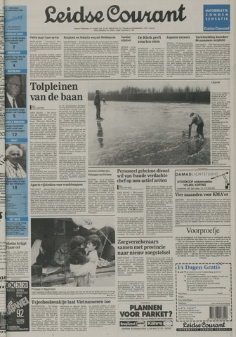 Leidse Courant 1992-01-24