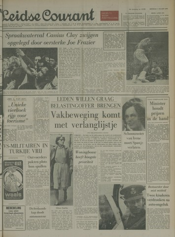 Leidse Courant 1971-03-09