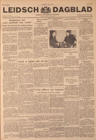 Leidsch Dagblad 1947-07-04