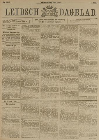 Leidsch Dagblad 1902-07-30