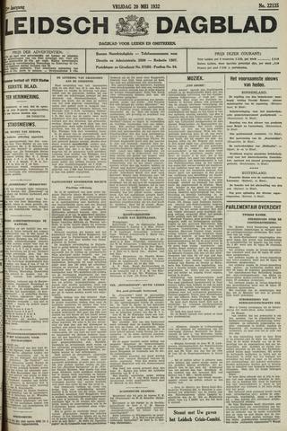 Leidsch Dagblad 1932-05-20