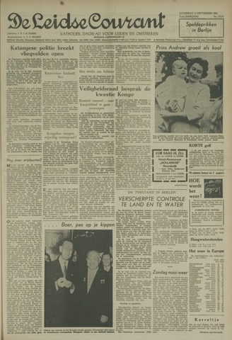 Leidse Courant 1960-09-10