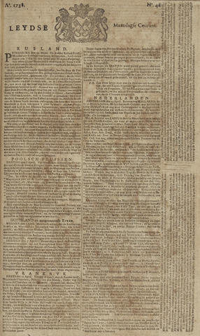 Leydse Courant 1758-04-17