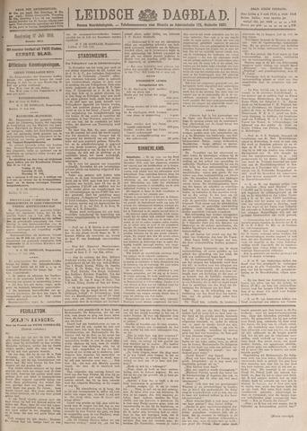 Leidsch Dagblad 1919-07-17