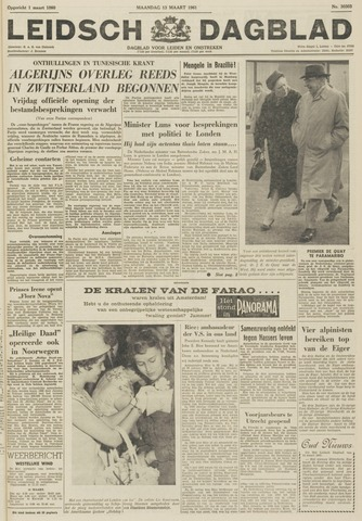 Leidsch Dagblad 1961-03-13