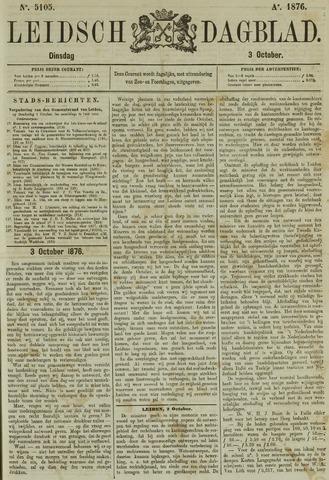 Leidsch Dagblad 1876-10-03