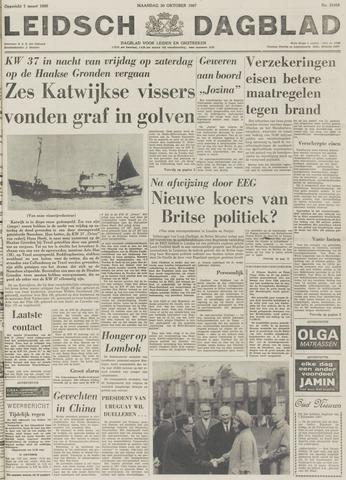 Leidsch Dagblad 1967-10-30