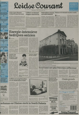 Leidse Courant 1992-02-26