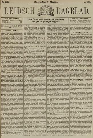 Leidsch Dagblad 1890-03-08