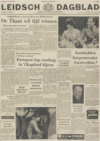 Leidsch Dagblad 1967-05-29