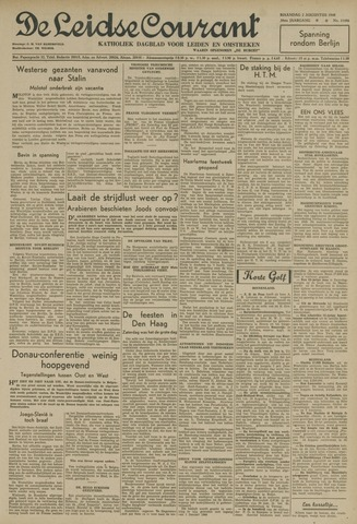 Leidse Courant 1948-08-02