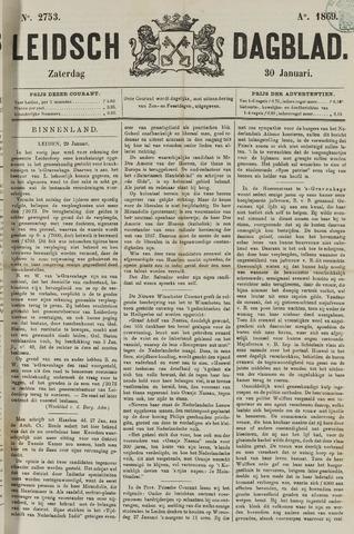 Leidsch Dagblad 1869-01-30